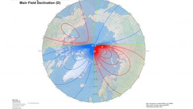 Photo of Earth's Magnetic Pole Continues Wandering Mysteriously Towards Siberia
