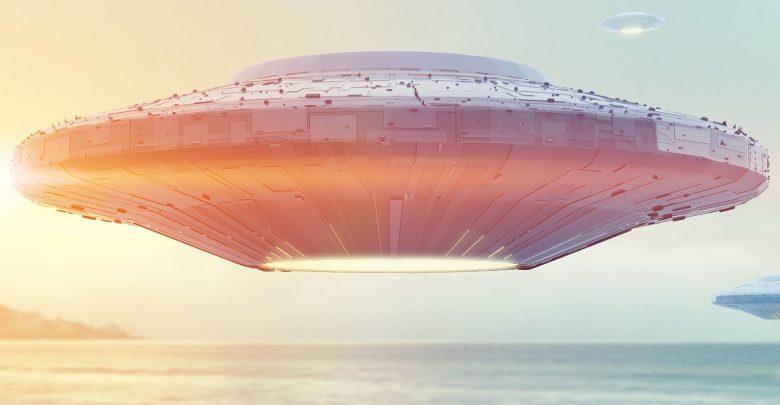 Artists rendering of a UFO. Shutterstock.
