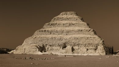 Photo of Beneath an Egyptian Pyramid Lies a 5.7km-long Underground World; But How was it Built?
