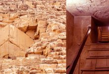 Photo of The Heart of a Pyramid: 8 Stumping Images of the Great Pyramid's Interior
