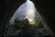 An image of Son Doong, the world's largest cave. Shutterstock.