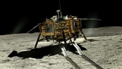 Photo of China's Mission on the Far Side of the Moon Continues Making History