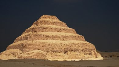Photo of 5.7km-long Underworld Beneath This Ancient Pyramid is One of Egypt's Greatest Enigmas