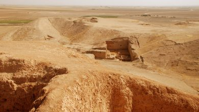 The ancient city of Tell Brak. Image Credit: Wikimedia Commons / CC BY 3.0 / Bertramz.