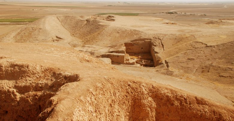 Photo of One of the World's Oldest Cities is 4,000 Years Older Than the Pyramids