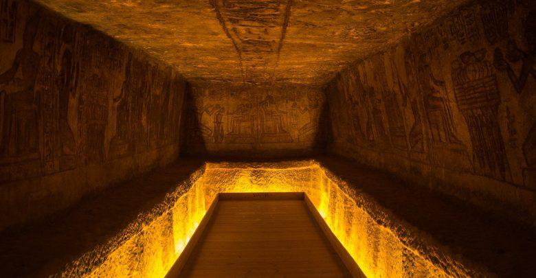Photo of 2 Ancient Egyptian Pyramids Hiding a Perplexing Secret Beneath Them