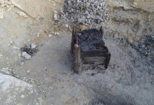 Photo of 7,000-Year-Old Wooden Construction Found by Experts is Oldest on Earth