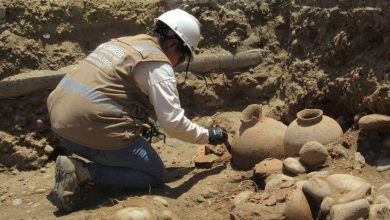 Photo of Archaeologists Reveal Discovery of 1,800-Year-Old Ancient Cemetery in Peru