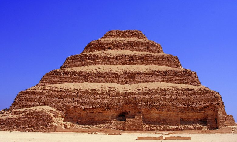 """Photo of Unrecorded Mystery: A 5.7km-Long """"Underworld"""" Below Egypt's Most Ancient Pyramid"""