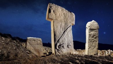 The megalithic T-Shaped Pillars of Göbekli Tepe, an ancient sits that predates the pyramids of Egypt by at least 8,500 years. Image Credit: Gulcan Acar.