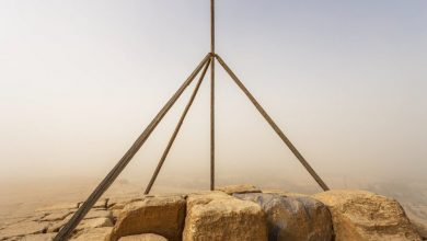 Photo of Unrecorded Mystery: What Happened to The Pyramidion of the Great Pyramid of Giza?