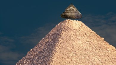 Photo of Unwritten Mystery: Was the Great Pyramid's Capstone Destroyed?