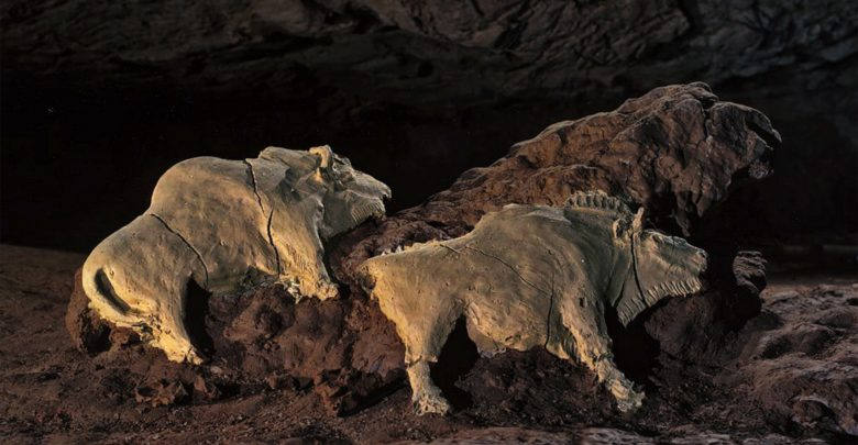 Photo of This 14,000-Year-Old Bison Cave Sculpture Is a Striking Example of Ancient Art