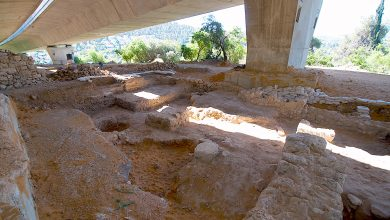Photo of Ancient Temple Discovered in Jerusalem Contradicts the Bible