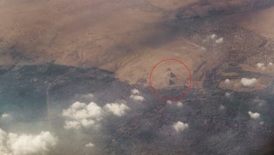 Photo of 21 Perplexing Aerial Images of the Ancient Pyramids You Need To See