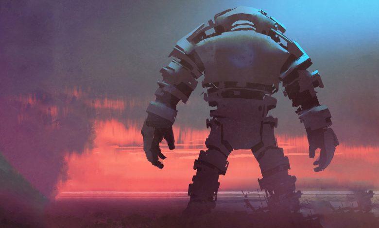An artists rendering of a giant. Shutterstock.