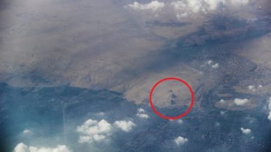 Photo of 11 Rare Aerial Images of the Ancient Pyramids That You Probably Never Saw