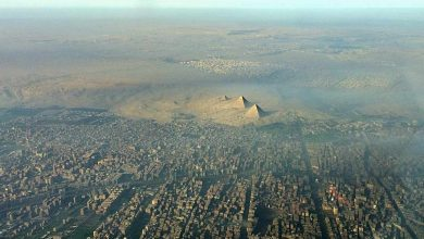 Photo of 18 Bewildering Aerial Photographs of Ancient Pyramids You Should See