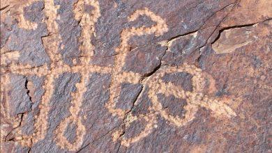 Photo of Ancient Petroglyph Of Half-Human Half-Mantis Creature Stuns Experts
