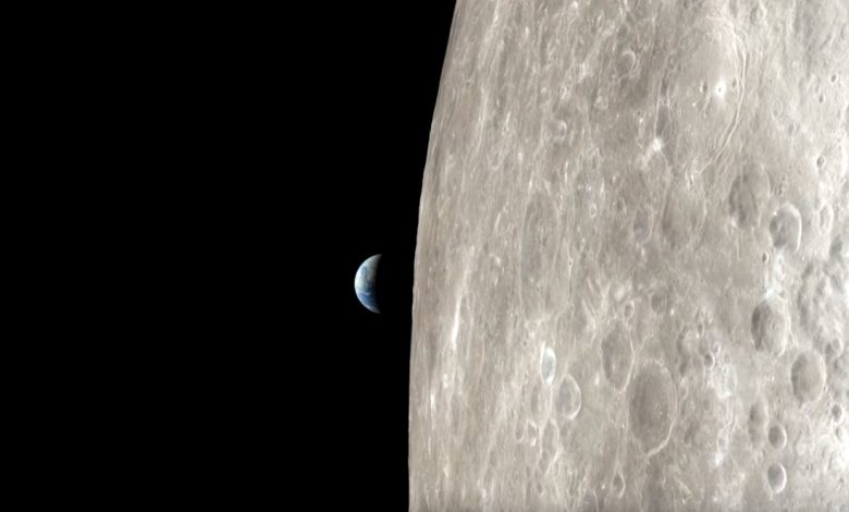 Photo of NASA Releases Stumping 4K Video of Apollo 13 Views of the Moon