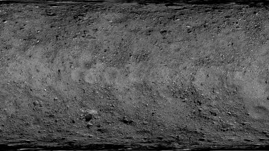 Photo of 2 Inches Per-Pixel: Here's An Unprecedented High-Res Map of Asteroid Bennu