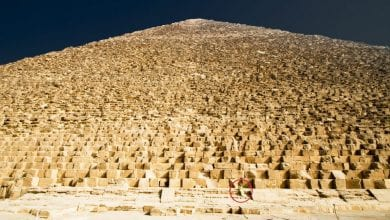 Photo of 13 Perplexing Images That Show the Sheer Size of Ancient Pyramids Around the World