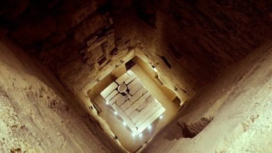 Photo of Inside Egypt's Oldest Pyramid: 3 Exclusive Videos That Show the Heart of the Step Pyramid