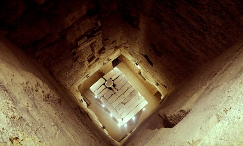 Photo of Inside Egypt's Oldest Pyramid: 3 Exclusive Videos That Show the Heart of theStep Pyramid