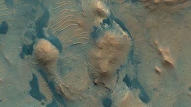 Photo of How Meteorites Helped Reveal Mars' Watery Past