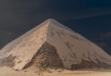 Photo of 13 Rare Images of Egyptian Pyramids That Show Just How Incredibly Ancient They Are