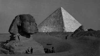 Photo of 8 Rare Images of the Great Pyramid that Show Just How Incredibly Ancient It Really Is