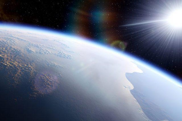 An artist's rendering of a distant Super-Earth. Shutterstock.