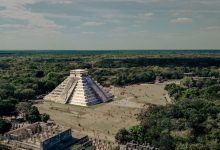 Photo of 21 Perplexing Aerial Images of Ancient American Pyramids You Should See