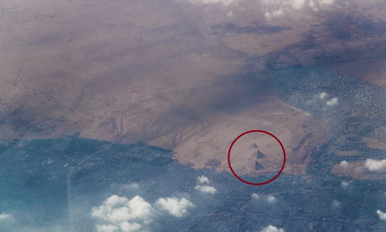 Photo of 11 Perplexing Aerial Images of Egypt's Ancient Pyramids You Need to See
