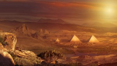 Photo of Travel Back In Time In This Striking 3D Video Reconstruction of the Pyramids and the Great Sphinx