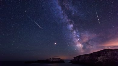 Photo of Shooting Stars: Meteor Shower Set To Light Up Night Sky in Next Few Days