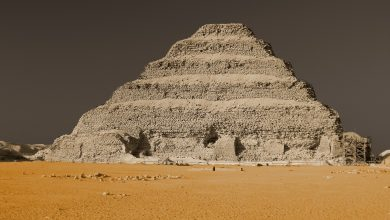 Photo of Underground Labyrinth: There's A Massive Underground World Beneath Egypt's First Pyramid