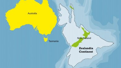 "Photo of Zealandia: 9 Things You Should Know About Earth's ""Lost"" Continent"