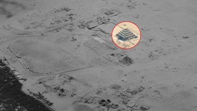 Photo of 51 Stupefying Aerial Images of the Ancient Egyptian Pyramids You Should See