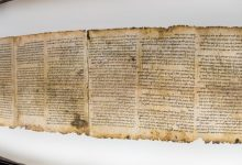 Photo of Dead Sea Scroll Fragments Thought Worthless Reveal Secret Invisible to the Human Eye