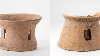 Photo of 7,000-Year-Old Sophisticated Pottery Kilns Excavated In Chinese Archaeological Site