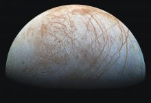Photo of Mounting Evidence of Water Vapor Columns on Jupiter's Moon Europa