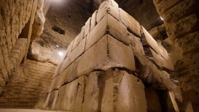 Photo of Here Are 3 Incredible Videos Showing the Interior of Ancient Egypt's Oldest Pyramid
