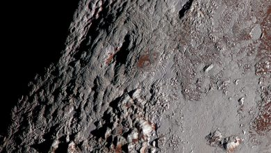 Photo of 5 Close-Up Images of Pluto's Surface You Won't Believe Are Real