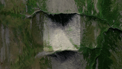 Is this a massive Russian Pyramid? Not likely. Image Credit: E1.