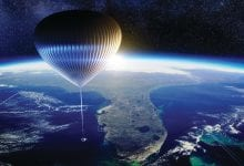 Photo of Here's How a Massive Space Balloon Could Take Tourists into Space