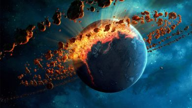 Photo of Here's How Asteroid Impacts Created Molecules For Life on Earth and Mars