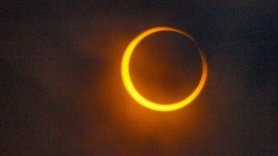 Photo of Get Ready for a Ring of Fire Solar Eclipse; Here's How to See It
