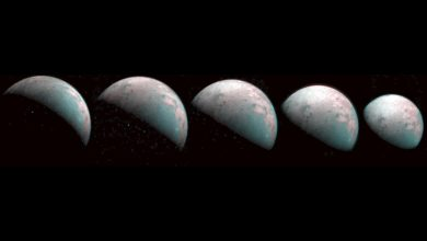 Photo of Unprecedented Images Reveal Previously-Unseen Parts of Jupiter's Moon Ganymede