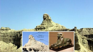Photo of Is This Really a 12,000-Year-Old Sphinx in Pakistan?